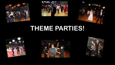 Theme Parties - Costumes